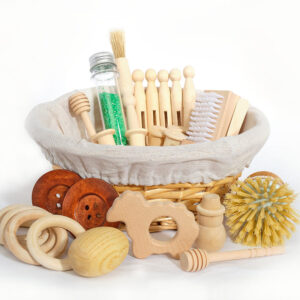 Tinker Trays and Treasure Baskets