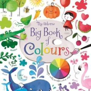 The Usborne Big Book of Colours