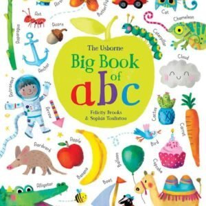 The Usborne Big Book of A B C