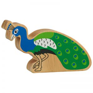 lanka kade natural blue green peacock