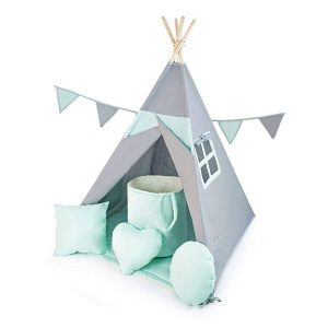 Dens, Tents and Tepees