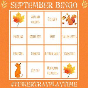 Bingo - September