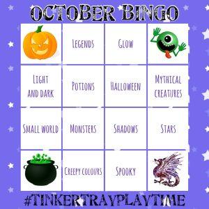 Bingo - October