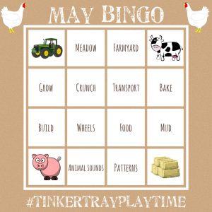 Bingo - May
