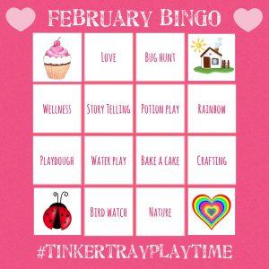Bingo - February