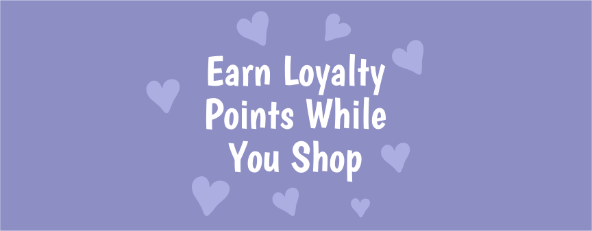 Earn Loyalty Points While You Shop