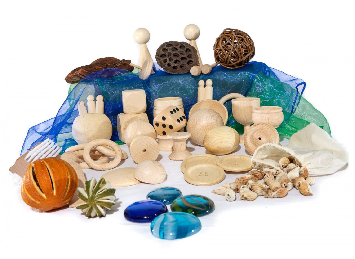 Monthly Loose Parts Subscription Box