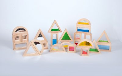 The Benefits of Block Play
